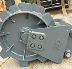 8.6   9.9T Compaction Wheel
