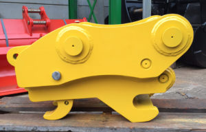 Hitches for Excavators and Backhoes - OzBuckets